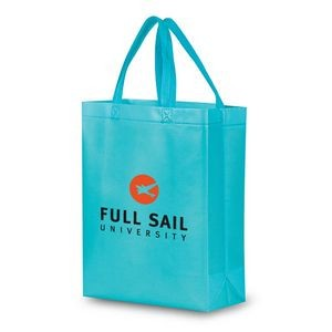 Heavy Duty Kraft Grocery Bag Non-Woven 120 GSM
