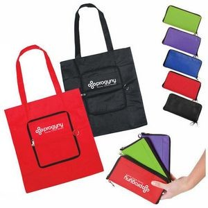 Foldable Shopping Tote Bag (12