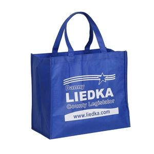 Jumbo Non-Woven Grocery Tote Bags